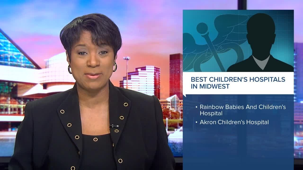 Northeast Ohio is once again home to one of the best children's hospitals in the nation