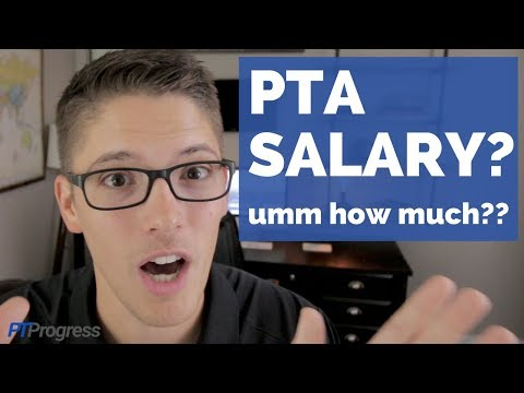 Physical Therapist Assistant Salary | How Much Does A PTA Make?