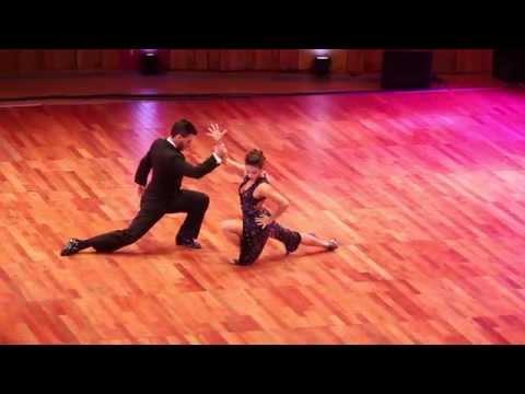Mundial de Tango 2015  - Camila Delphim & Alam Blascovich