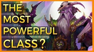 How Powerful Are Necromancers? - World of Warcraft Lore