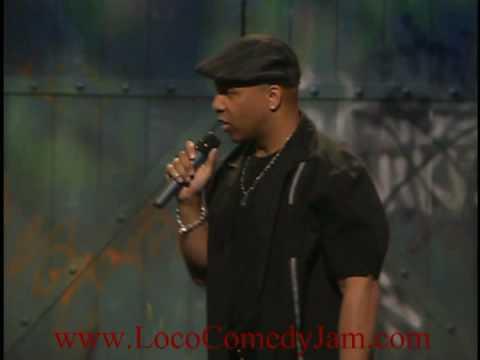 I Love Mexicans! Loco Comedy Jam Latino Comedy
