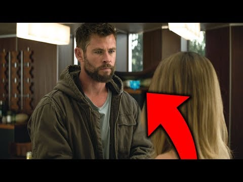 What Nobody Realized About Thor In Avengers: Endgame