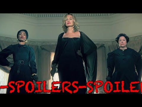 American Horror Story: Coven - Burn, Witch, Burn! ...Reviewed