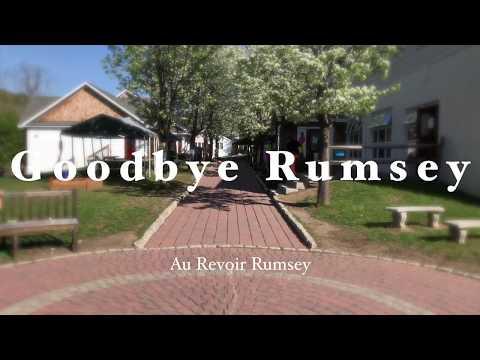 Goodbye Rumsey (Au Revoir Rumsey)