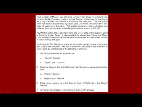 February 2014 california bar exam essay subjects