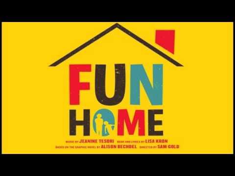 14. Raincoat of Love - Fun Home OST