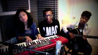 Bob Marley - Could You Be Loved (Cover By Tina, Lawrence & Shan Smile)