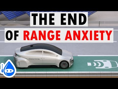 How Wireless Charging For Electric Vehicles Will Solve Range Anxiety