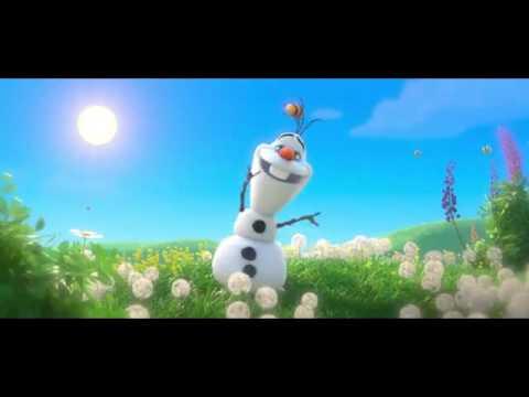 Karlar Ülkesi izle, Frozen Olaf yaz şarkısı Türkçe