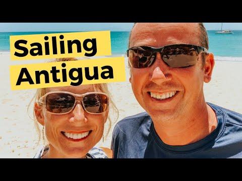 Antigua Sailing | Sailing Britican S5E22