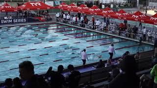 Women's 50m Fly C Final | 2018 TYR Pro Swim Series – Santa Clara.