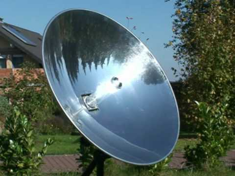 Solar Stirling Engine Youtube