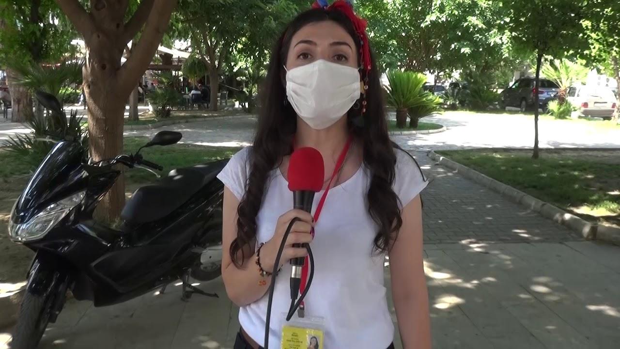 İzmir'de maske takmak zorunlu hale getirildi