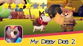My Diggy Dog 2 - King Bird Games - Level 2-4 Walkthrough Adventurer Recommend index four stars