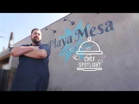 Travel Costa Mesa Chef Spotlight: Rolando Rubalcava Of Playa Mesa