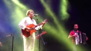 mário lúcio @ praça paris: ilha de santiago (apresentação da banda)