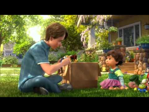 Sc ne final toy story 3 en fran ais youtube - Cochon de toy story ...