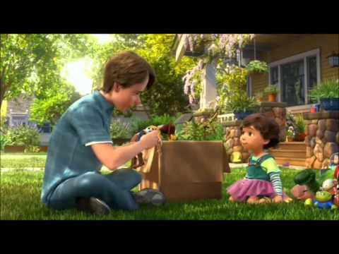 Sc ne final toy story 3 en fran ais youtube - Cochon de toy story ...