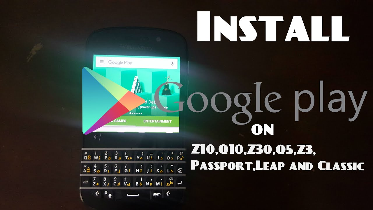 How to install google playstore on blackberry 10 2015 how to install google playstore on blackberry 10 2015gadget4ever youtube ccuart Gallery