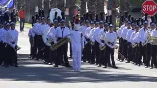 Bellflower MS - Symbol of Honor - 2015 Loara Band Review