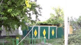Александровка артобстрел 04.07.2014