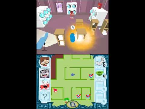 Nintendo DS Longplay [055] Foster's Home for Imaginary Friends: Imagination Invaders