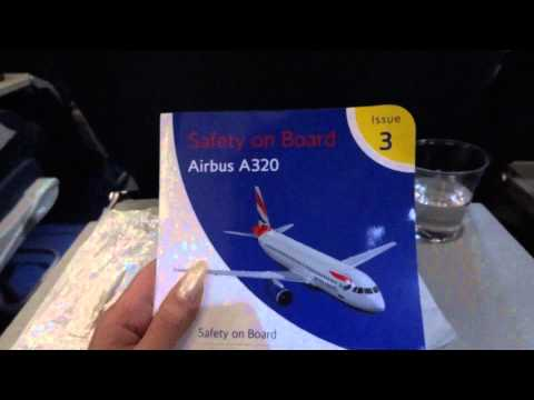 British Airways, Flight Lisbon to London, Economy. Jan Vlog: Travel Back to England