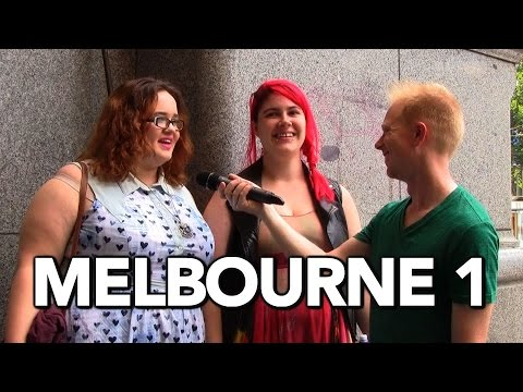 Joe Goes To Australia: Melbourne (Part 1)