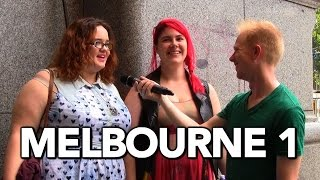 Joe Goes To AUSTRALIA: MELBOURNE (Part 1 of 4)
