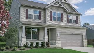 Home Tour - The Monroe 2 - A Two-story Home Plan by KLM Builders in Twin Lakes WI