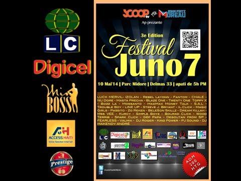 3e Edition Festival Juno7