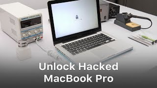 Unlock The Hacked MacBook - Chapter 1