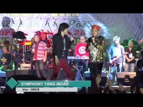 FESTIVAL DANAU POSO | 21. SYMPHONY YANG INDAH. ONCE Feat BUPATI POSO