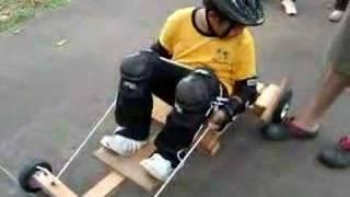 Billy Cart - High Tech Brakes