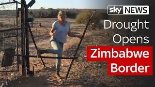 Drought Opens Zimbabwe Border To Smugglers