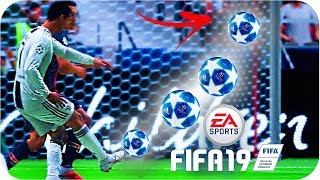 DESAFIO CHUTE COLOCADO! FIFA 19! ⚽ ‹ tayr ›