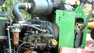 JOHN DEERE GARDEN TRACTOR YANMAR 3TN66 DIESEL ENGINE GATOR 330 332 430 455 355
