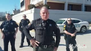 I'm gonna arrest you for RDO!!