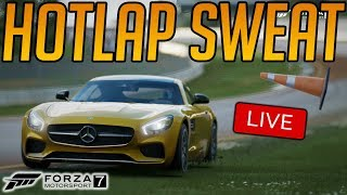 Forza 7: Time Trial Sweat-a-thon (FRC Hotlapping) thumbnail