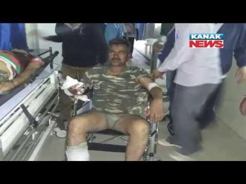 CRPFJawan Opens Fire At Camp In Chhattisgarh, Kills Four Colleagues