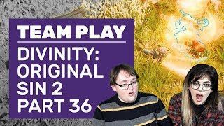 Let's Play Divinity Original Sin 2 | Part 36: Disco Skeletons And An Ugly Little Bird