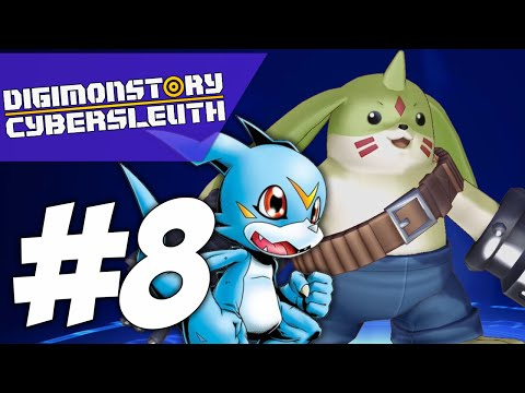 TIME TO DIGIVOLE & BOSS BATTLE!!! | Digimon Story: Cyber Sleuth (PART #8)
