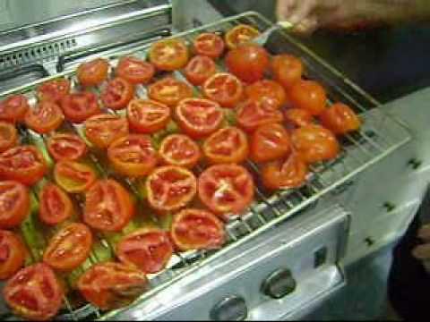 como preparar tomate