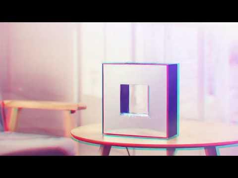 ATake Water Dancing Speaker, Infinity Fountain Box