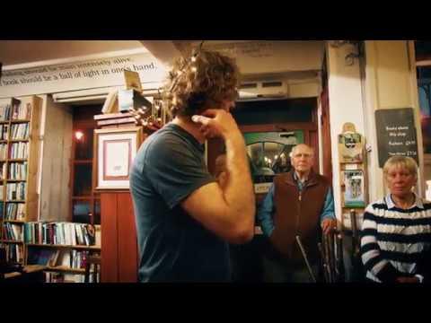 Wigtown Book Festival 2017 : Shaun's Narrative - A Bookshop Event