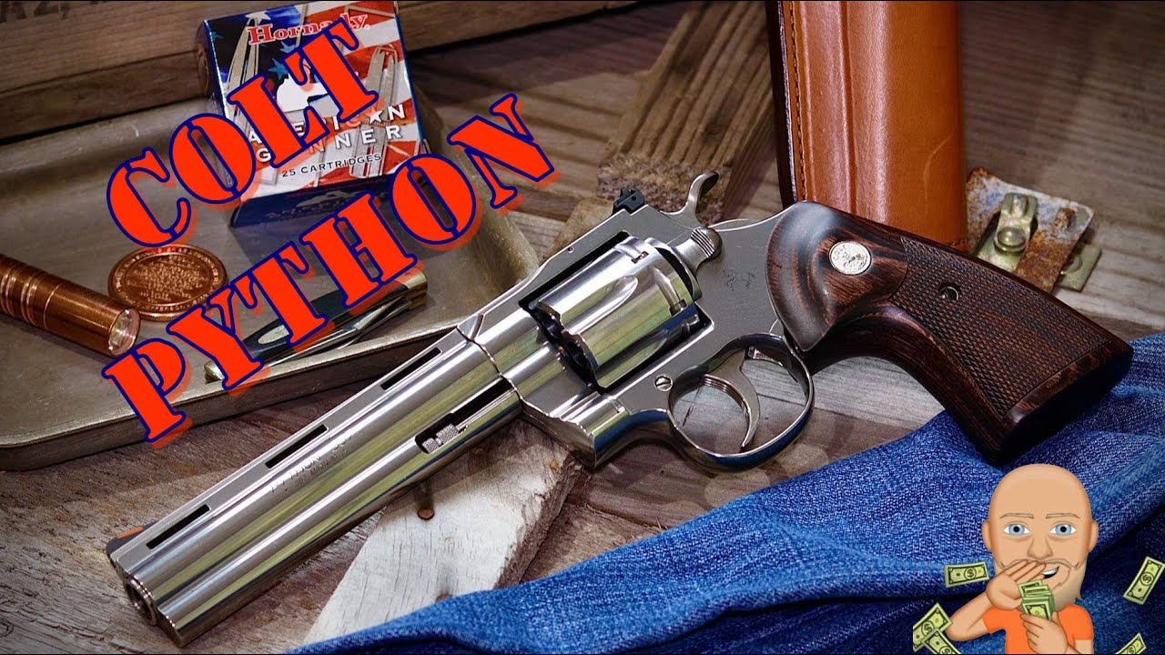 The New Colt Python First Look