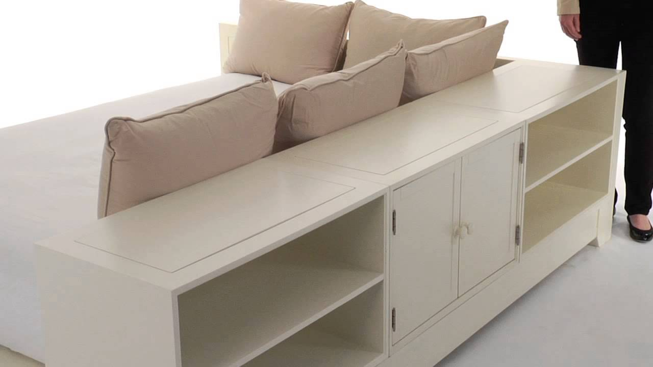 Bookcase Beds for a Stylish Storage in Teen Rooms | PBteen - YouTube