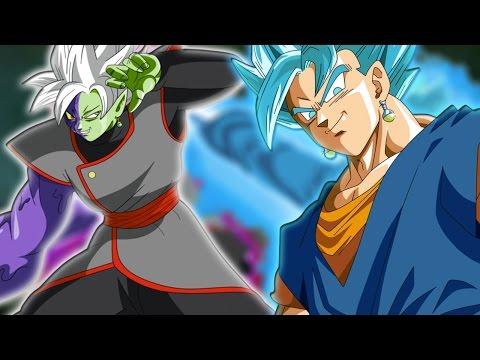THE GRAND FINALE! A Duel Between Gods   Talking Dragon Ball Super Episode 66 - Vegito vs Zamasu