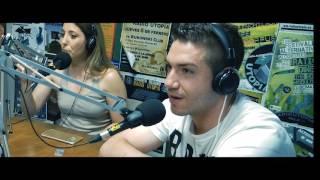 PARTE 1 Santaflow, Norykko, Dyem - Entrevista Radio Utopia (Con Javier Rangel)