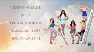 The Saturdays - Mr postman Lyrics